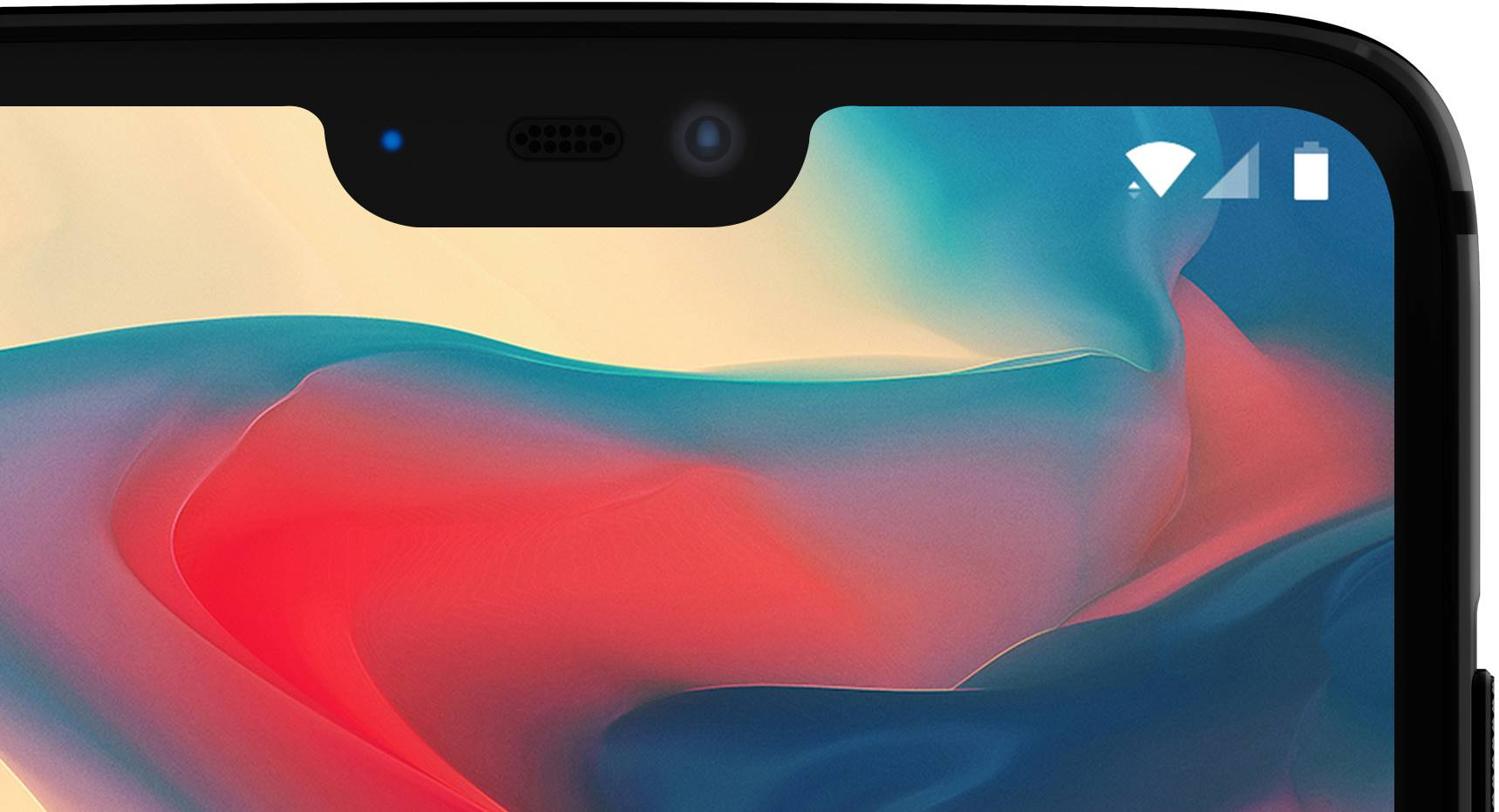 OnePlus 6 imagine oficiala de presa