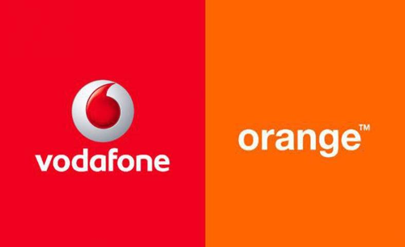 Orange Vodafone AMENDA ANCOM