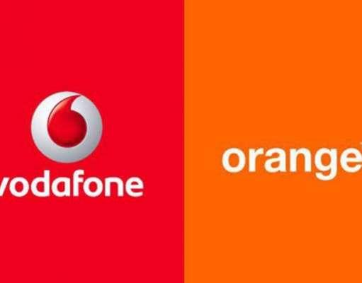 Orange Vodafone Internet Mobil Rapid feat