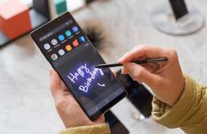 Samsung Galaxy Note 8 Android 8 Oreo Stupiditate
