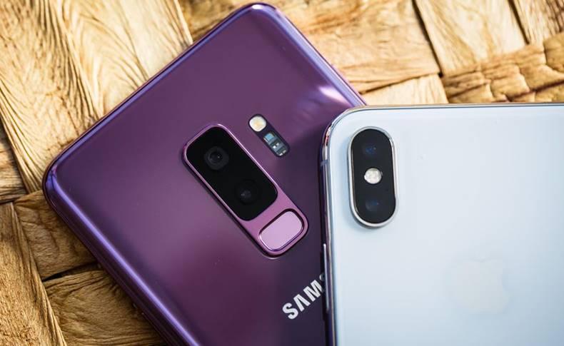 Samsung Galaxy S9 Functie Vreau iPhone