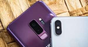Samsung Galaxy S9 INTRECE iPhone X