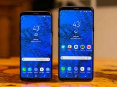 Samsung Galaxy S9 PROBLEME MARI Ecrane