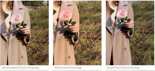 Samsung Galaxy S9 Plus buna camera 7