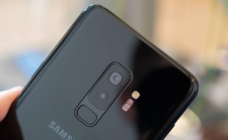 Samsung Galaxy S9 Plus buna camera