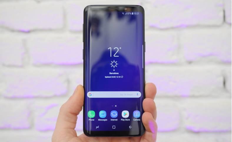 Samsung Galaxy S9 Problema Descoperita