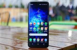 Samsung Galaxy S9 bun ecran smartphone