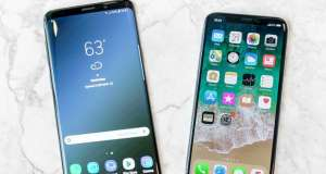 Samsung Galaxy S9 iPhone X Comparatia Performantelor