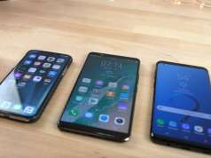 Samsung Galaxy S9 iphone x vivo x20 Intelligent Scan Face ID Cititor Amprente Ecran