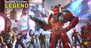 Shadowgun Legends Lansat iPhone Android
