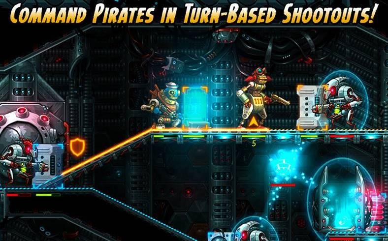 SteamWorld Heist - un joc recomandat Apple disponibil oferta