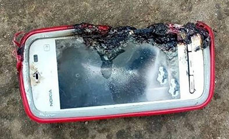 Telefon Nokia EXPLODAT UCIS Tanara