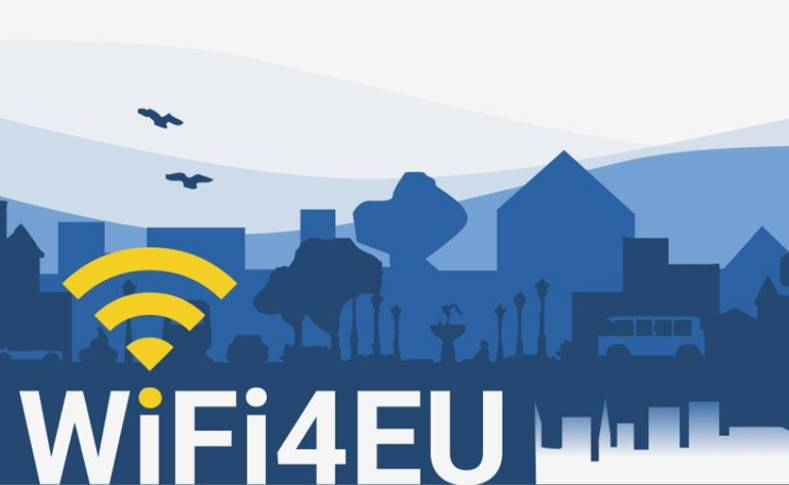 UE Wi-Fi Gratuit Orase si Comune Europene