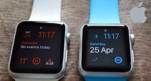 apple watch modele populare