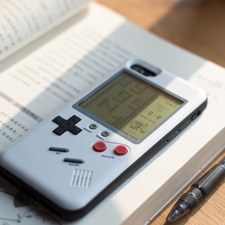 carcasa Game Boy iphone 2
