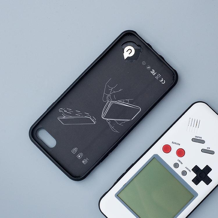 carcasa Game Boy iphone 3