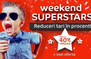 eMAG Oferte Exclusive Reduceri Weekend Superstars