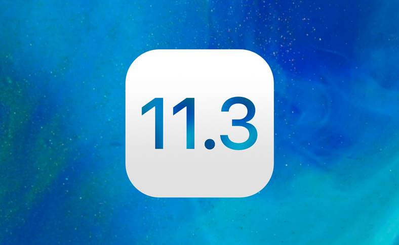 iOS 11.3 Functie ASCUNSA