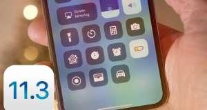 iOS 11.3 Schimbarea SURPRIZA iPhone