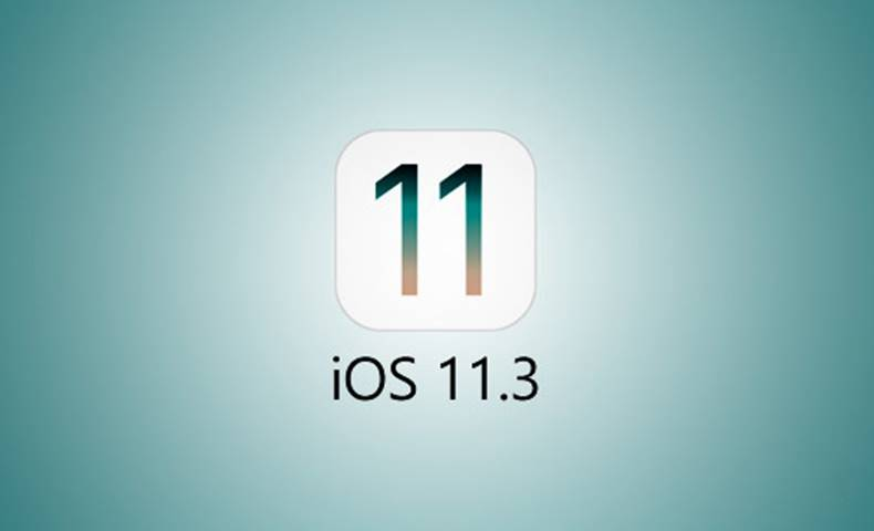 iOS 11.3 TREI Noutati iPhone iPad
