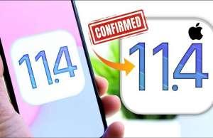 iOS 11.4 anuntat Apple