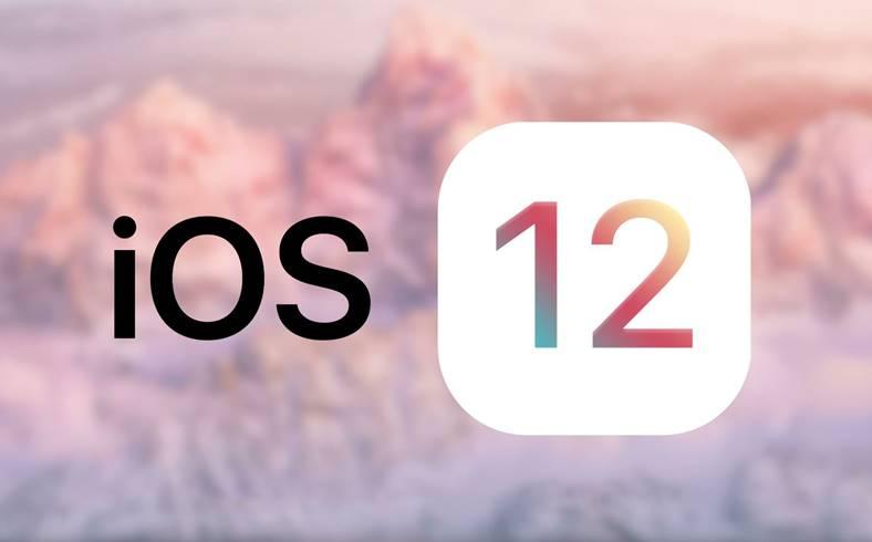 iOS 12 Functie Dezvaluita iPhone iPad