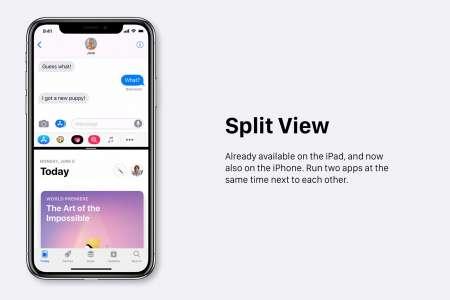 iOS 12 concept iPhone 11