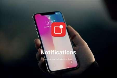 iOS 12 concept iPhone 16