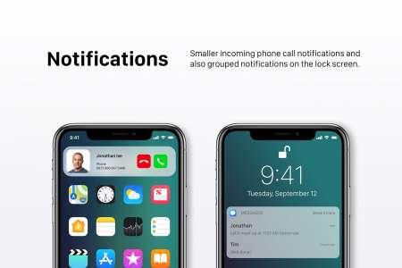 iOS 12 concept iPhone 17