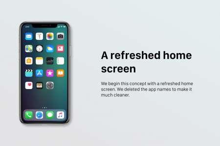 iOS 12 concept iPhone 2