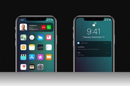 iOS 12 concept iPhone 24