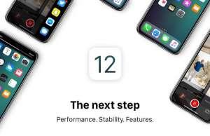 iOS 12 concept iPhone