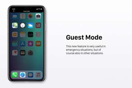 iOS 12 concept iPhone 7