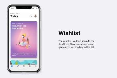 iOS 12 concept iPhone 9
