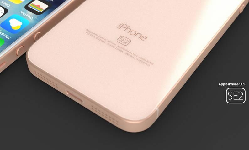 iPhone SE 2 concept frumos 1