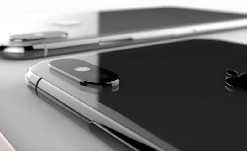 iPhone X Plus Concept Galaxy S9