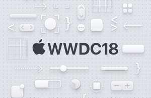 iPhone wallpaper WWDC 2018