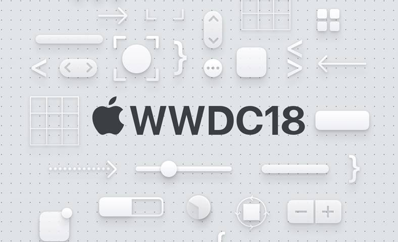 iPhone wallpaper WWDC 2018