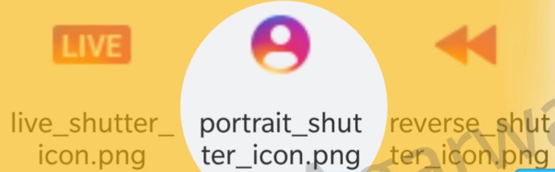 instagram portret iphone
