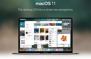 macOS 11 concept