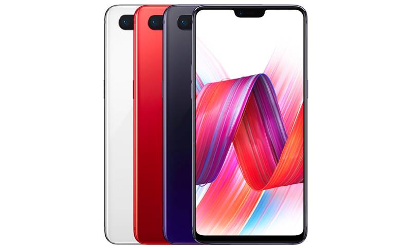 oneplus 6 nou design