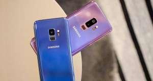 samsung galaxy s9 autonomia bateriei iphone x