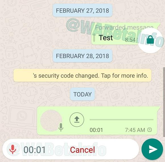 whatsapp surprize noi