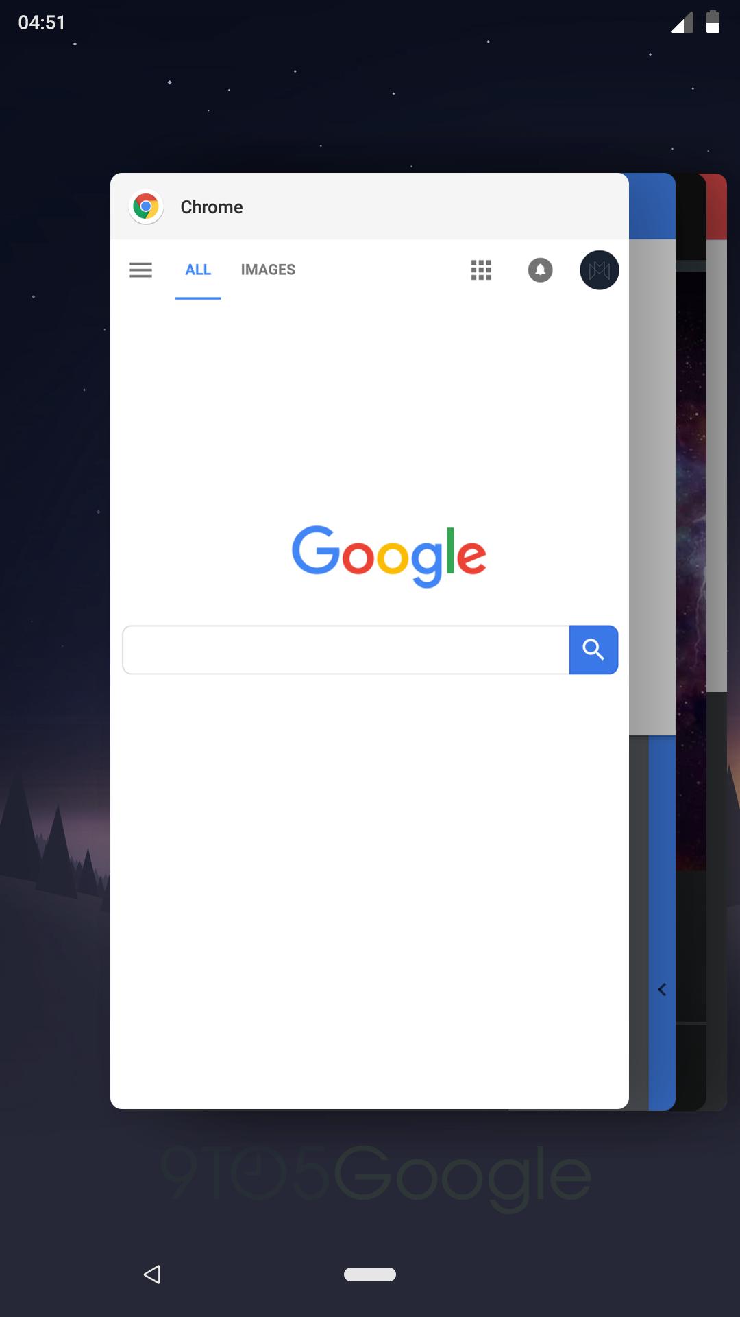 Android P gesturi multitasking iPhone X 1