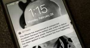 Apple Depasita Cereri Inlocuire Bateriilor iPhone