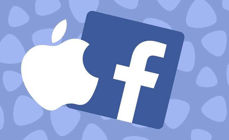 Apple Facebook Lumea Incredere Mare