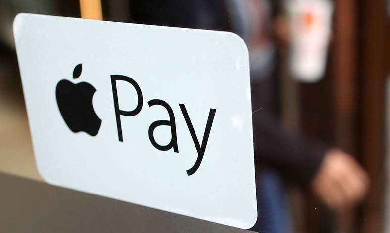 Apple Pay noua Reclama iPhone X