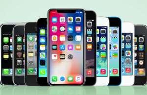 Apple Produce Model iPhone Afara Chinei