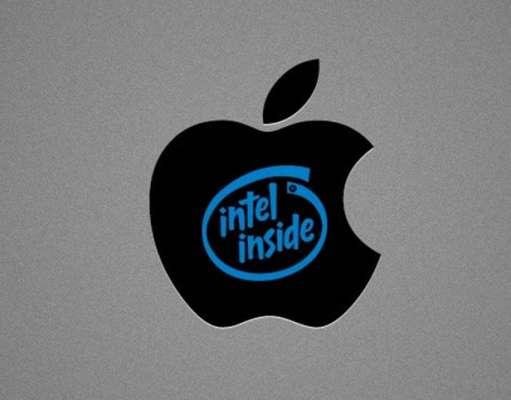 Apple RENUNTA Procesoare Intel Mac