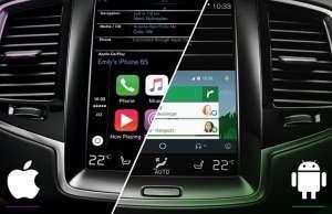 CarPlay Android Auto Importanta Crescuta Masini Noi